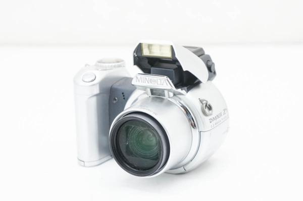 MINOLTA コニカミノルタ デジタルカメラ DiMAGE Z1