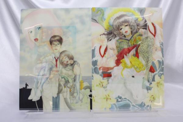 【マンガ図書館Z】永野のりこ先生「みすてないでデイジー」生原稿&グッズセット rfp1075_画像7