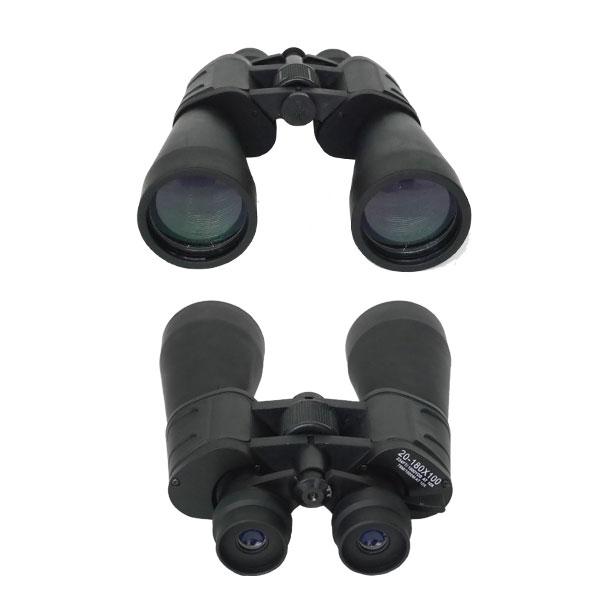 ○双眼鏡 ズーム式望遠鏡 昼夜兼用 大口径 20-180×100 スポーツ観戦/アウトドア等に_画像5