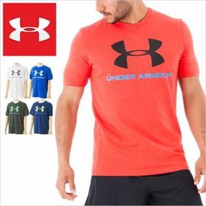 アンダーアーマー Tシャツ/UNDER ARMOUR TEE SHIRTS : スポーツ【M/ダウンタウンGRN】 グッズの画像