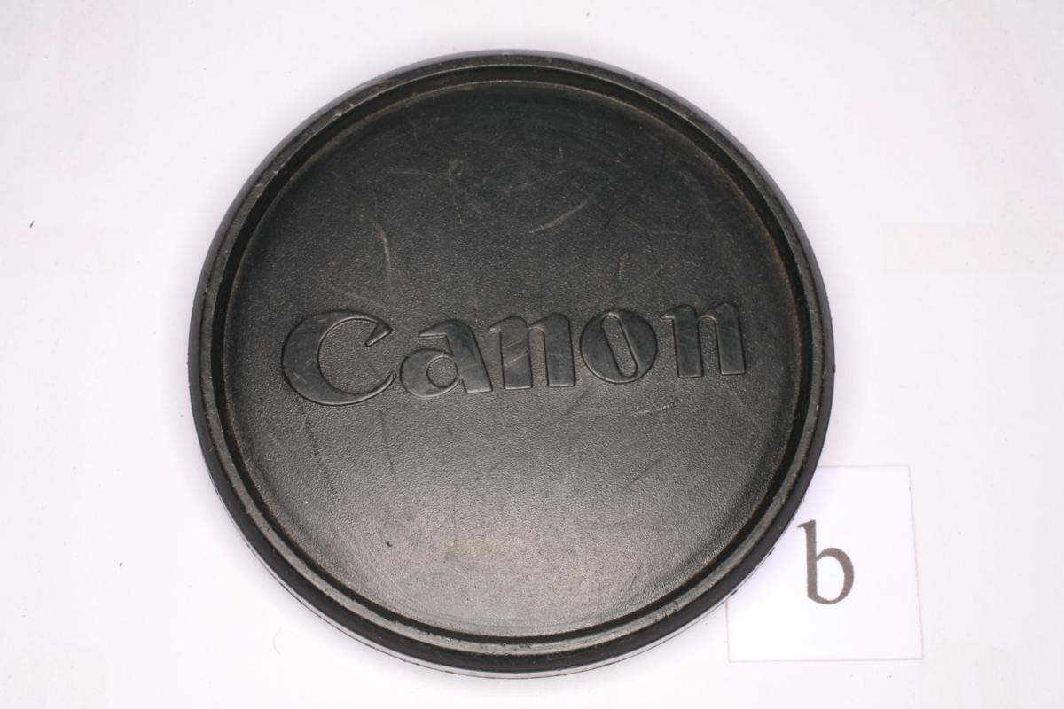 ■中古品■Canon・キヤノン FLレンズフロントキャップ60mm(b)!_画像1