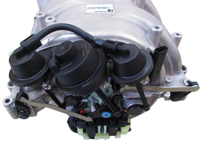 ピアブルグ製 インテークマニホールドAssy/W209 CLKクラス CLK350/R171 SLKクラス SLK280 SLK350 M272(V6) エンジン用 (272-140-2401)_画像2