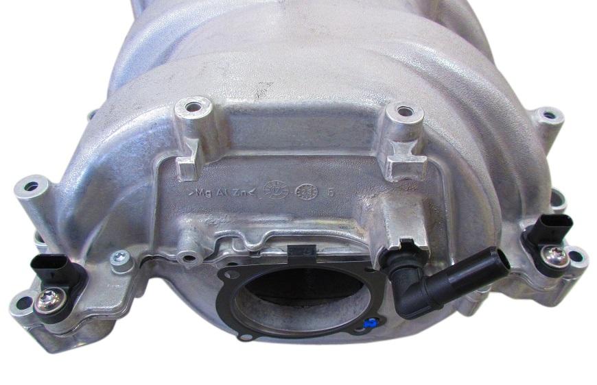 ピアブルグ製 インテークマニホールドAssy/W209 CLKクラス CLK350/R171 SLKクラス SLK280 SLK350 M272(V6) エンジン用 (272-140-2401)_画像3