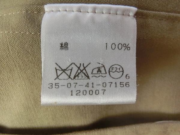 kby78 【美品】 BACCA トゥモロ―ランド ジャケット 綿100%_画像10