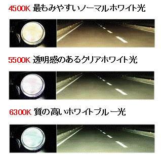 RGレーシングギア24V車用 HIDキット H4DD 6300K RGH-CB2466_画像2