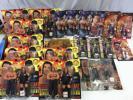 ◎7 プロレスラー フィギュア まとめ売り 69個 劣化あり商品含む 全日本プロレス NOAH等 日本人選手、海外選手