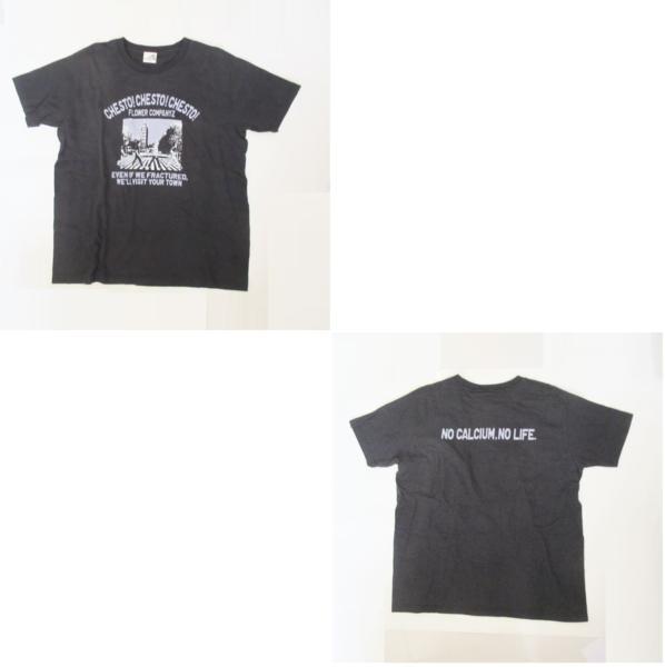 フラワーカンパニーズ Tシャツ ブラック フラカン グッズ