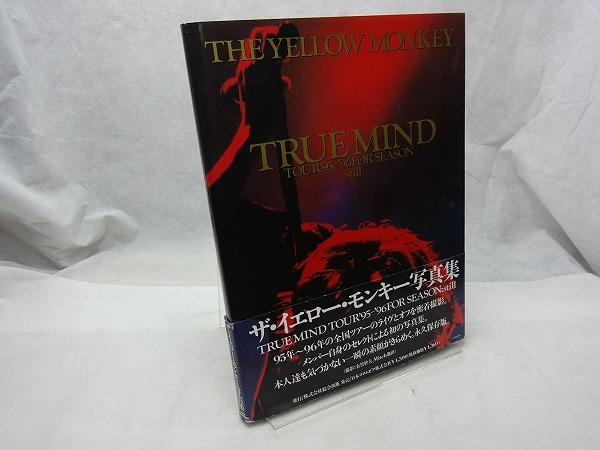 写真集 THE YELLOW MONKEY TRUE MIND TOUR'95-'96 FOR SEASON STILL イエロー・モンキー トゥルー・マインド