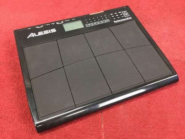 ALESIS Performance Pad デジタルパーカッション★現状品_画像2
