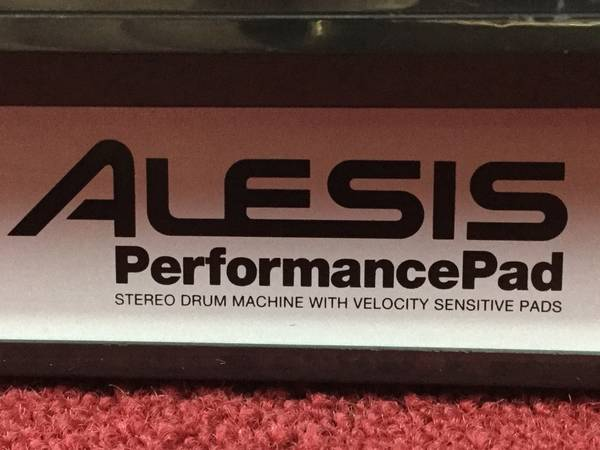 ALESIS Performance Pad デジタルパーカッション★現状品_画像4