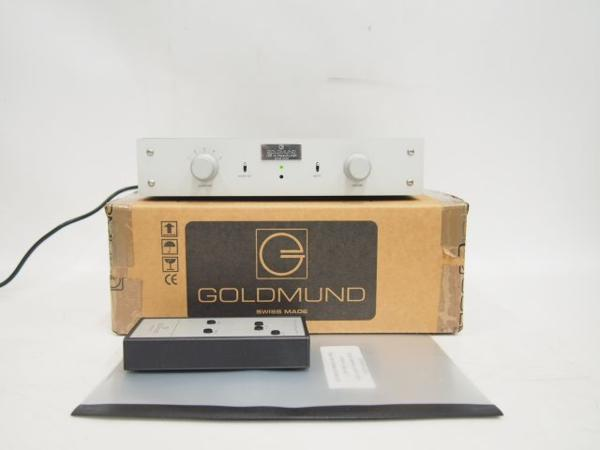 GOLDMUND プリアンプ SR PRE2 EVO ∀ 4E05C-1