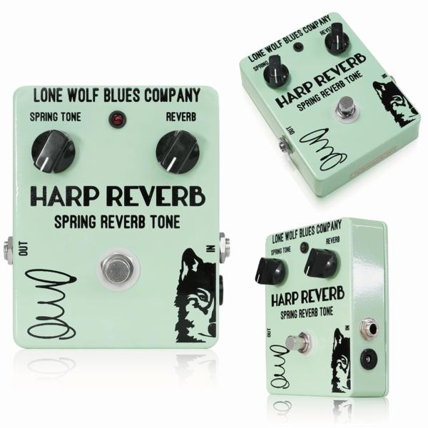 Lone Wolf Blues Company Harp Reverb