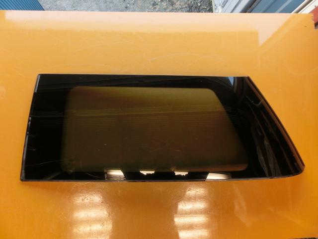 ミニクーパーS 左 クォーターガラス GH-RE16 平成15年    R50/R53 RA16 BMW ミニ MINI       ♭nn_画像1