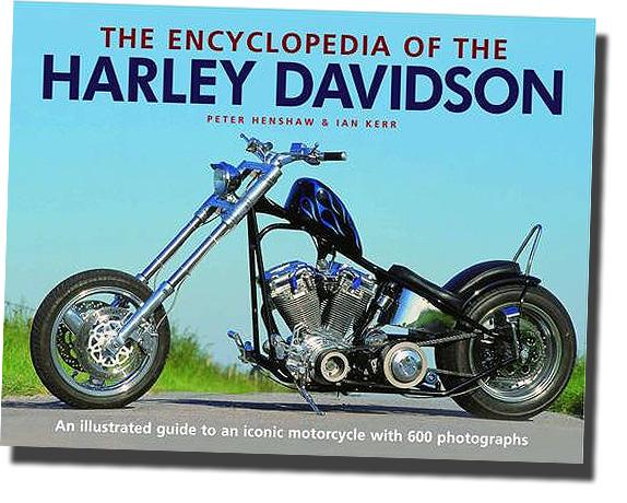 洋書 ハーレーダビッドソン百科事典:600もの写真が象徴的なバイク図鑑/ The Encyclopedia of the Harley Davidson:(輸入品)_画像1