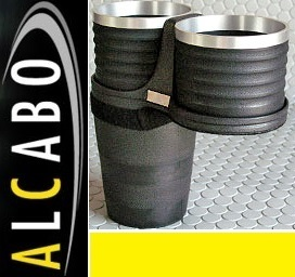 【M's】F30/F31/F34/F80 3シリーズ ALCABO ドリンクホルダー BK_画像4