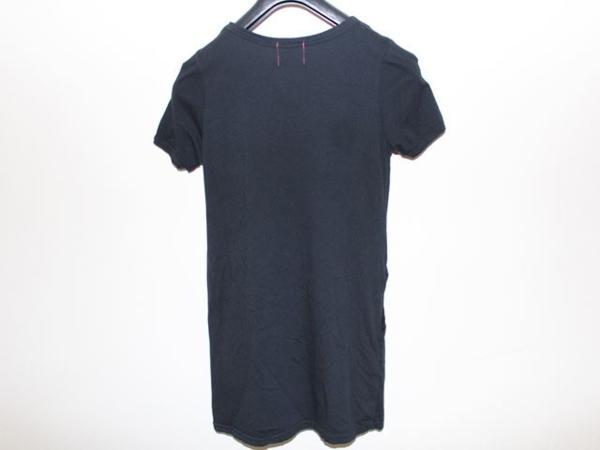 ロックスターズエンジェルス ROCKSTARS&ANGELS レディース半袖Tシャツ ブラック XSサイズ 新品 黒_画像4