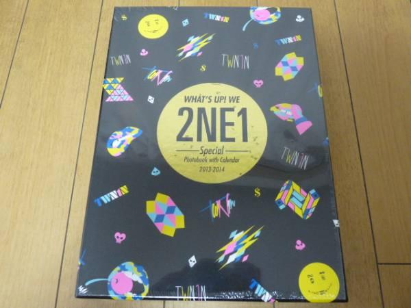 新品◆写真集+カレンダー 2NE1 SPECIAL PHOTOBOOK & CALENDAR