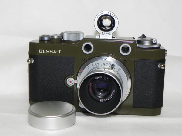 *フォクトレンダー・ベッサT ・ヘリア101周年記念モデルセット_画像1