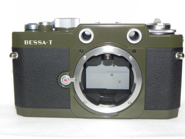 *フォクトレンダー・ベッサT ・ヘリア101周年記念モデルセット_画像2
