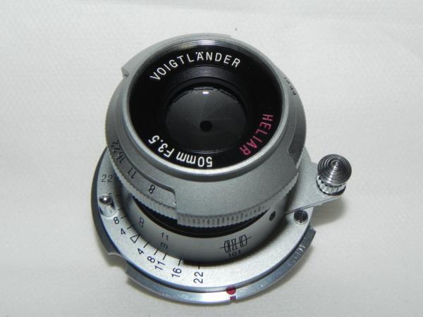 *フォクトレンダー・ベッサT ・ヘリア101周年記念モデルセット_画像8