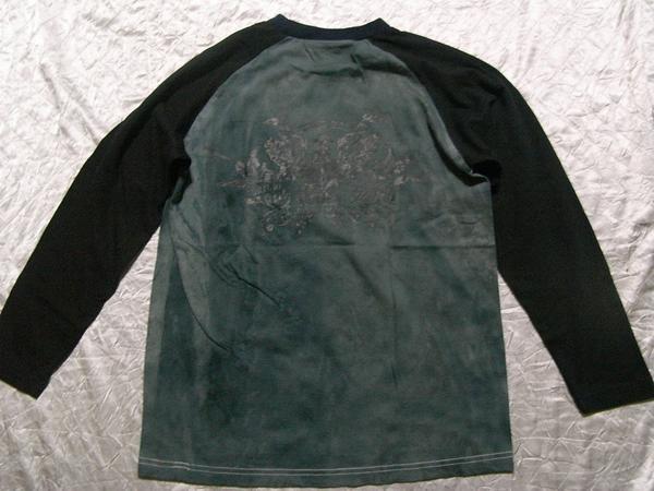 サディスティックアクション SADISTIC ACTION メンズ長袖Tシャツ Mサイズ NO11 新品_画像2