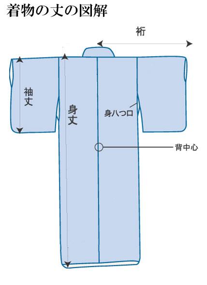 着物 ジュニア 着付簡単 女児 Club H・L 130 新品(株)安田屋_画像9