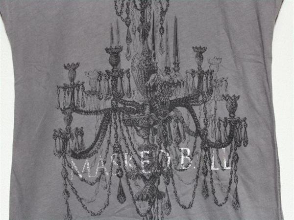 モーフィンジェネレーション Morphine Generation レディース半袖Tシャツ Sサイズ NO6 新品_画像3