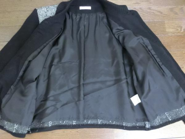 kyn27 DUSOL/グンゼ 切替デザインジャケット 9 ヤフオク年末_画像7