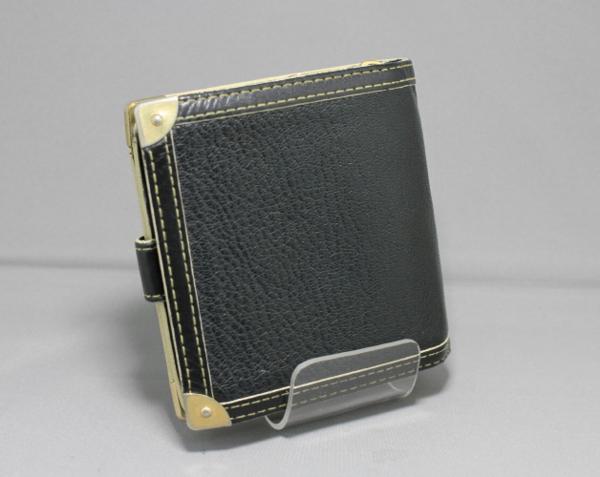 【質流れフタバヤ】LOUIS VUITTON ルイヴィトン スハリライン コンパクトジップ(財布) 箱付き 即決可_画像2
