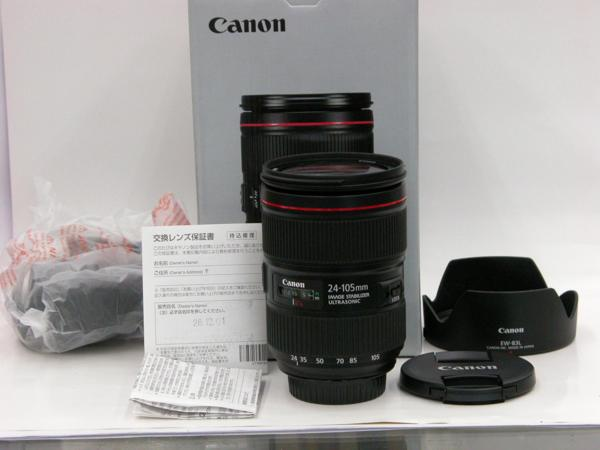 ★☆CANON EF 24-105 F4L iSⅡ 新同☆★