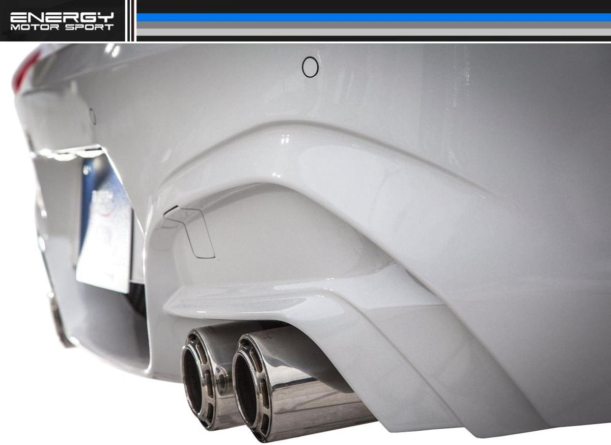 BMW F12 F13 F06 6シリーズ リア バンパー エナジー モーター スポーツ ENERGY MOTOR SPORT エアロ クーペ カブリオレ グランクーペ M6_画像4
