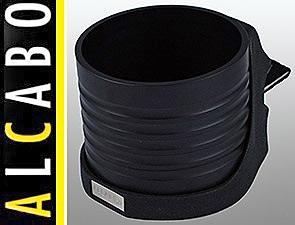 【M's】W219 ベンツ AMG CLSクラス(05y-10y)ALCABO 高級 ドリンクホルダー(ブラック)右H用/アルカボ カップホルダー AL-M305B ALM305B_画像1