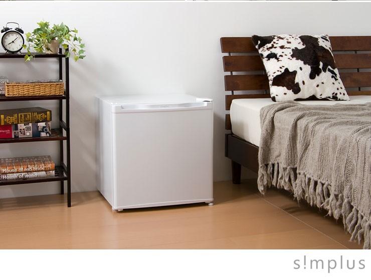 新品/冷蔵庫/1ドア/ペットボトル/コンパクト/小型/ミニ冷蔵庫/ホワイト/一人暮らし/個室/サブ機/増設_画像9