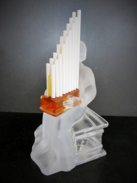 【G】●サンルイ●フィギュアパイプ楽器の演奏者置物インテリア_画像2