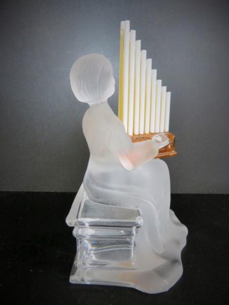 【G】●サンルイ●フィギュアパイプ楽器の演奏者置物インテリア_画像5