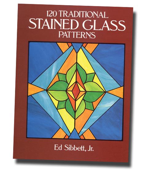 洋書 120の伝統的なステンドグラス パターン/ 120 Traditional Stained Glass Patterns(輸入品_画像6