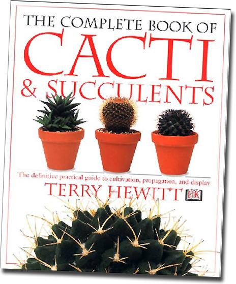 洋書【サボテンと多肉植物の完全本/ The Complete Book of Cacti & Succulents (輸入品)】_画像1