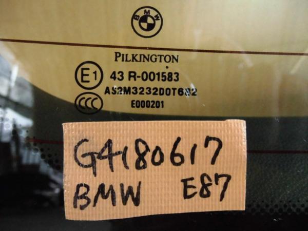 ★a BMW118i バックドア リアゲート  黒475 平成18年GH-UF18 E87 1シリーズ 116i 120i 130i UF16 UF20 UF30       ♭nn_画像4