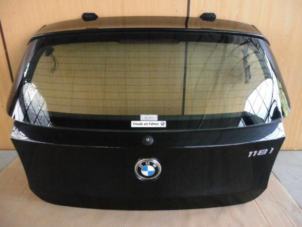 ★a BMW118i バックドア リアゲート  黒475 平成18年GH-UF18 E87 1シリーズ 116i 120i 130i UF16 UF20 UF30       ♭nn_画像1