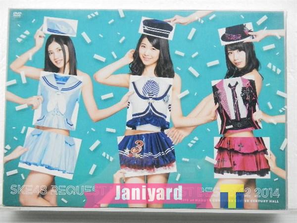 SKE48 DVD リクエストアワーセットリストベスト242 2014 typeC 生写真欠品 1円