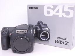 PENTAX/ペンタックス 中判デジタル一眼レフカメラ 645Z ボディ ショット数5000回以下 元