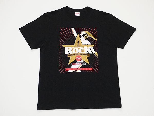 The Classic Rock AwardsクラシックロックアワードTシャツ/ジェフベックJEFF BECKジミーペイジJIMMY PAGE
