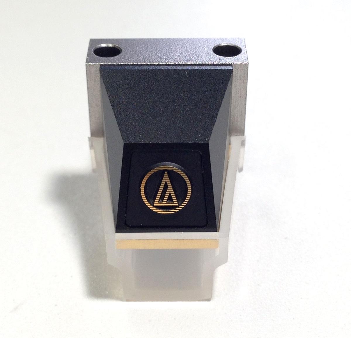 美品 audio-technica AT-ART7 MC型 カートリッジ 針カバー/ケース等付属品有 出力良好品 Audio Station_画像4