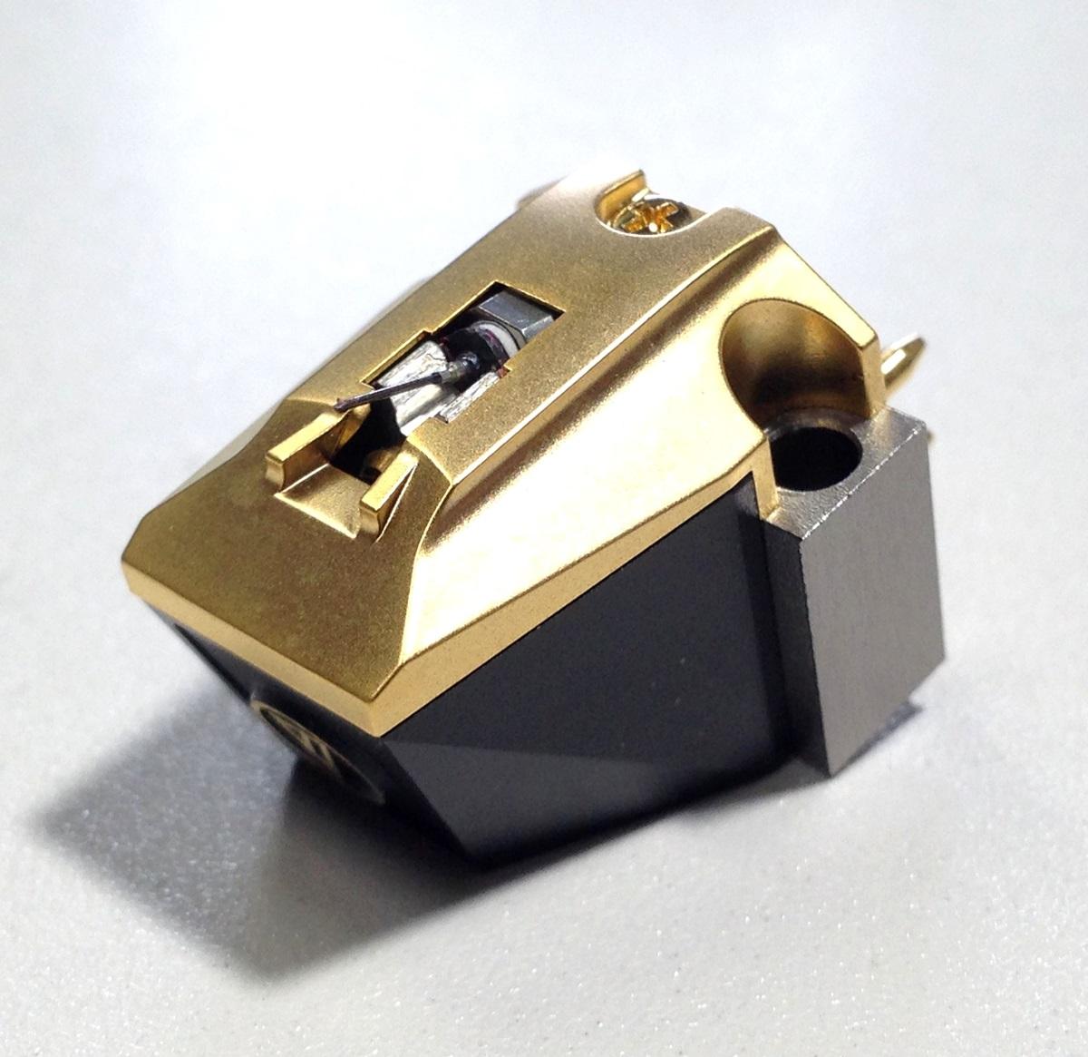 美品 audio-technica AT-ART7 MC型 カートリッジ 針カバー/ケース等付属品有 出力良好品 Audio Station_画像3