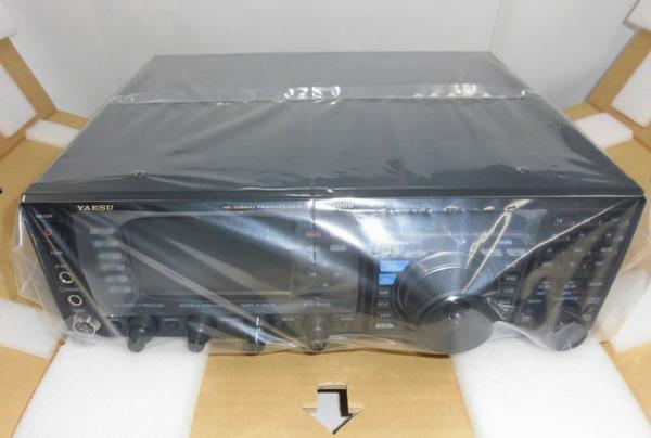 即決 YAESU FTDX3000D 100W  HF/50MHz帯オールモードトランシーバー 開封品