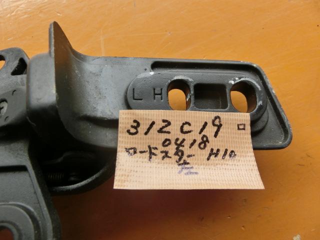 後期ロードスター  幌 固定金具 ロック 左側 平成10年 E-NA8C       ♭nn_画像4