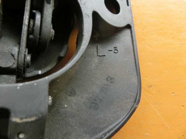 後期ロードスター  幌 固定金具 ロック 左側 平成10年 E-NA8C       ♭nn_画像3