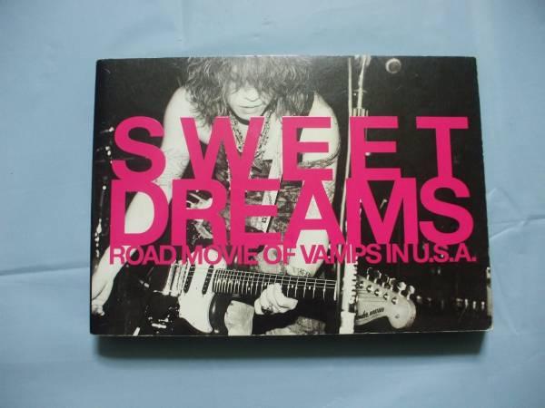 VAMPS 写真集【 SWEET DREAMS ROAD MOVIE OF IN USA 】HYDE