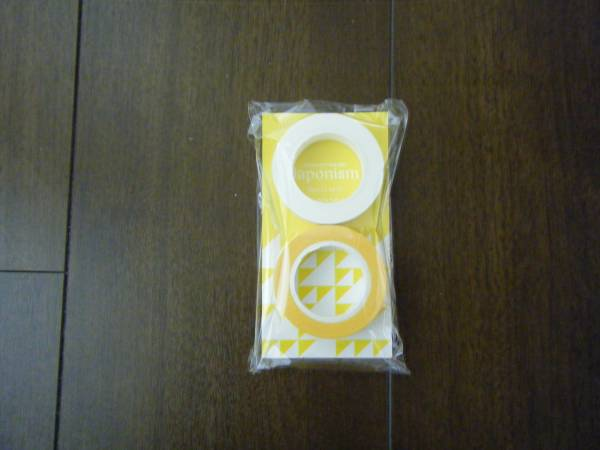 嵐 Japonism ジャポニズム  マスキングテープ 札幌