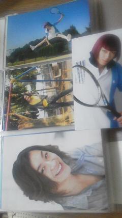 青柳塁斗『ミュージカルテニスの王子様』氷帝テニミュ公式写真⑦